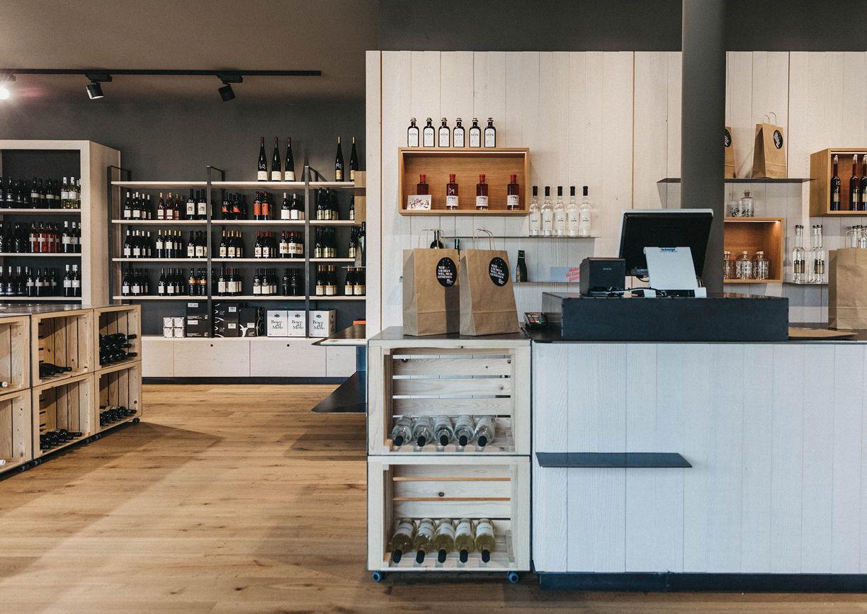 Vinea Restaurant Weinbar Vinothek Ehrenhausen Steiermark Shop