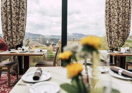 Vital Hotel Styria Almenland Steiermark Aussenansicht