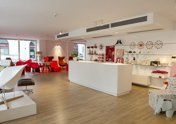 Vitra, Showroom, Schottenring, Wien