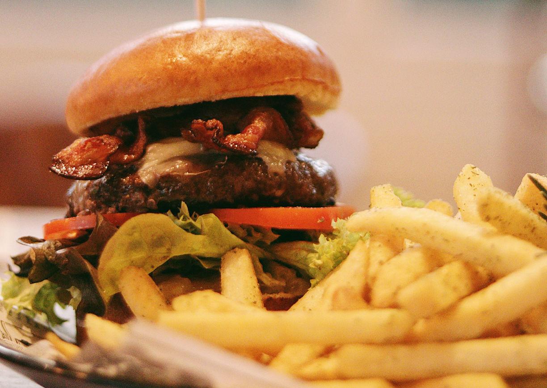 Volee Restaurant Wien Burger