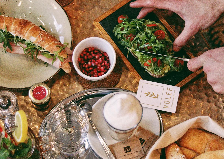 Volee Restaurant Wien Frühstück