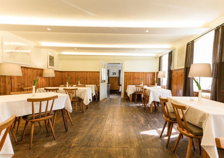 Wachauerstube Restaurant Wachau Dürnstein Innenansicht