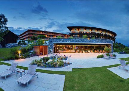 Wandern, Wellness, Genuss im Travel Charme Ifen Hotel Kleinwalsertal Vorarlberg Aktivurlaub