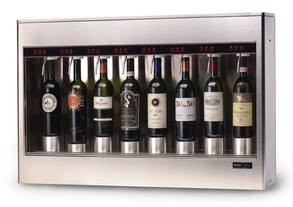 Weinautomat im Haus am Kellerplatz