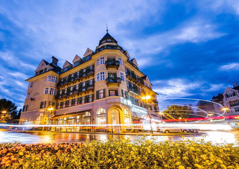 Weinbar und Vinothek Hotel Carinthia Velden