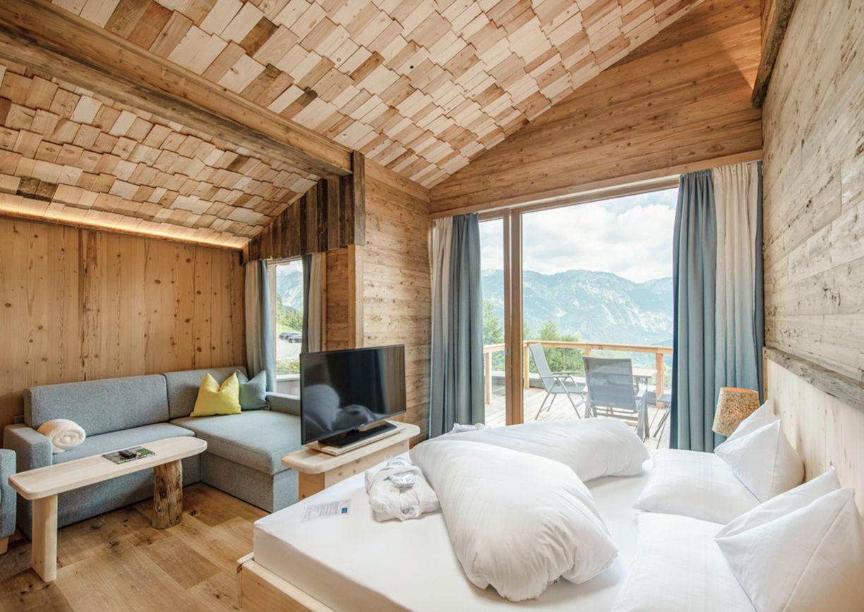 Wellness-Hotel Höflehner Ennstal Steiermark Dachstein Wandern Natur