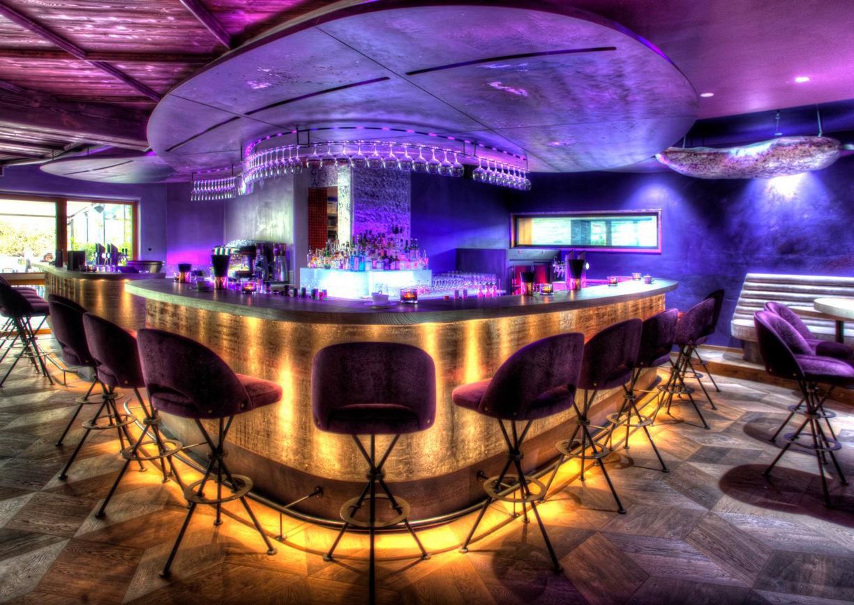 Wellness Hotel Krallerhof Leogang Salzburger Land Kulinarik Glocke Bar