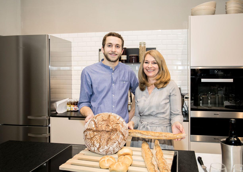 Wien Brotback-Atelier Kruste&Krume Team