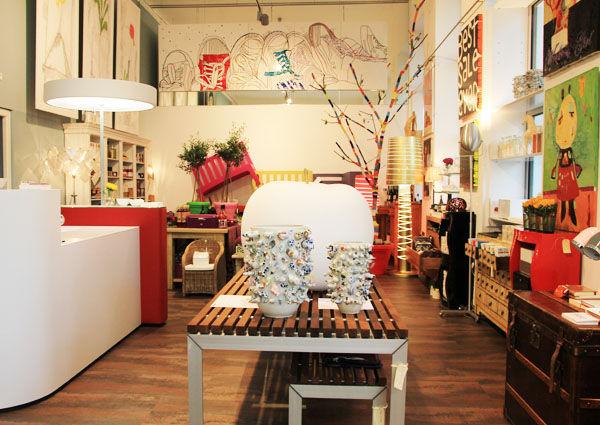 Wien, Frederiks, Shop, Design, Karmeliterviertel