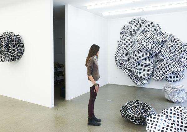 Wien, Galerie, Eschenbachgasse, Esther Stocker, Galerie Krobath