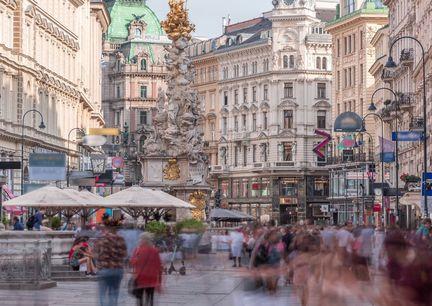 Wien, Graben Foto: Adobe Stock,c neiezhmakov