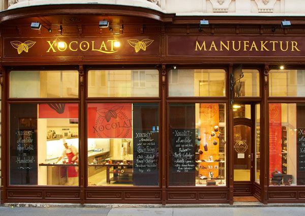 Xocolat, Manufaktur, Wien, Servitenviertel