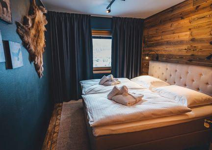 Zimmer im Hotel Nordic Lodge Bad Kleinkirchheim
