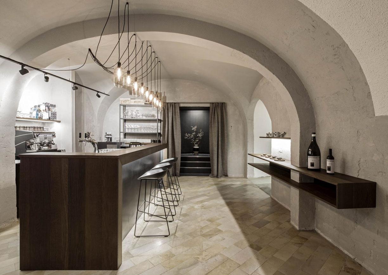 Rossbarth Restaurant Lokal Linz Interior Design Innenansicht