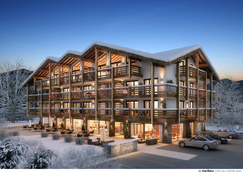 Zell am see verj ngungskur f r hapimag residenz a list for Salzburg design hotel