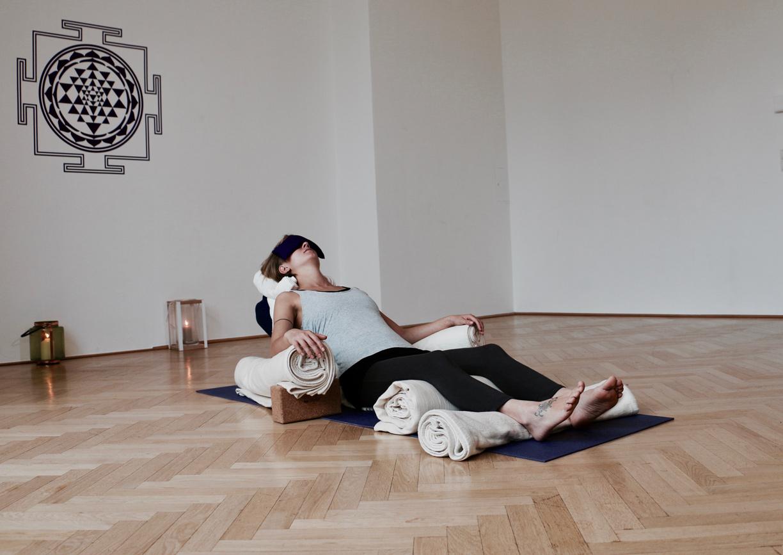 E5 Ayurveda Yoga Zentrum Wien Innenansicht