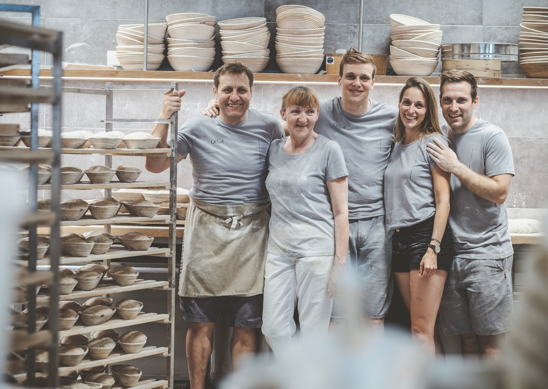 Familie Öfferl Wollzeile Wien Bäckerei