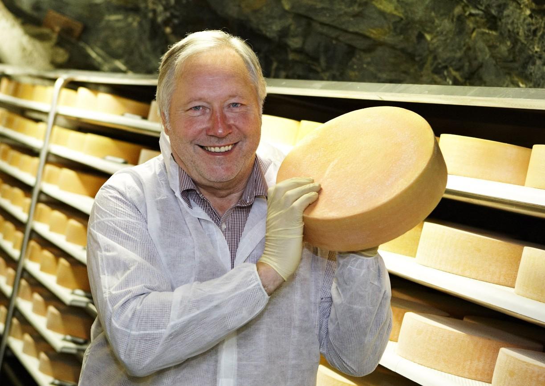 Franz Möstl Almenland Steiermark Stollenkäse Tipps