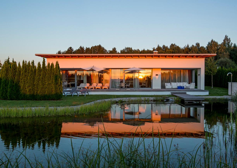 Geinberg5 Private Spa Villas Aussenansicht