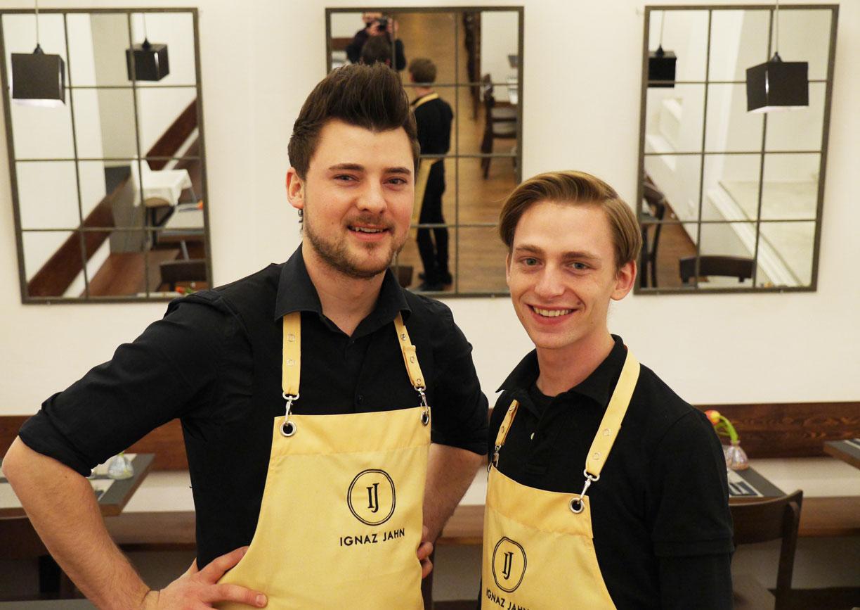 Ignaz Jahn Wien Tobias Stolle und Florian Kern