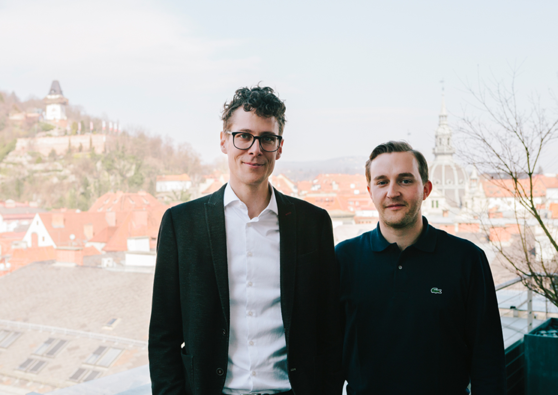 Insidertipps Graz Peter Schernhuber und Sebastian Höglinger Diagonale