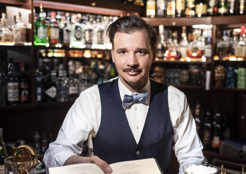 Insidertipps Graz Barman Helmut Rebernegg von der Ernst Fuchs Bar