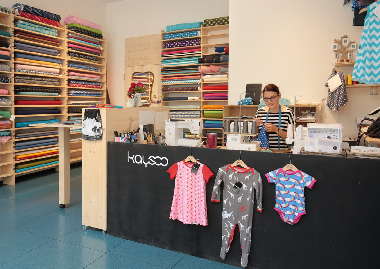 Sabine Kastner, Kaysoo, Linz