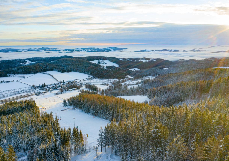 Kleine Skigebiete Niederoesterreich Wiener Alpen