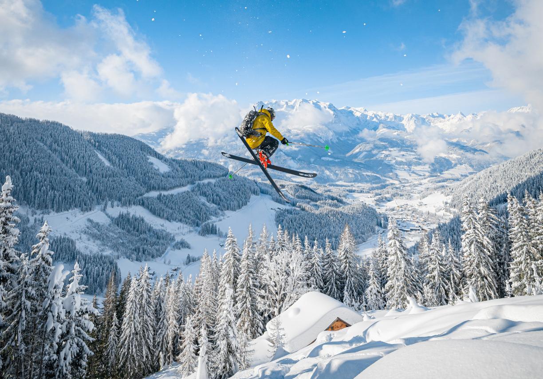 Kleine Skigebiete Salzburger Land Werfenweng