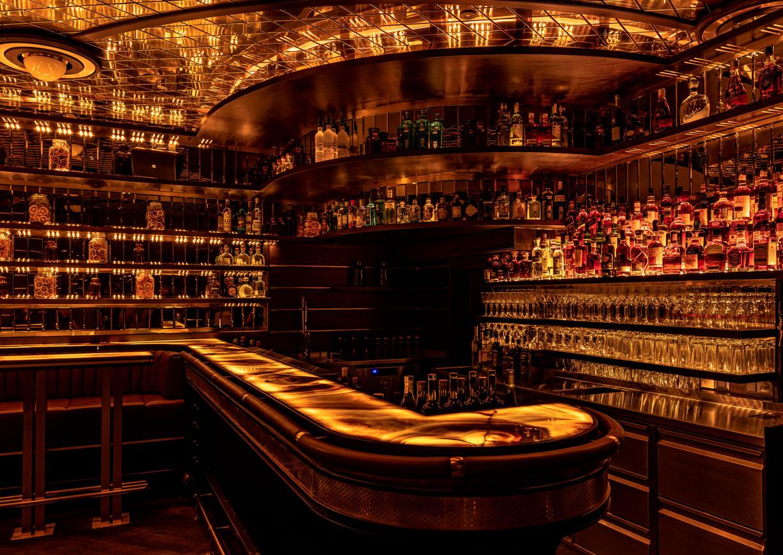 Kleinod Prunkstück Cocktail Bar Wien Innenstadt Innenansicht