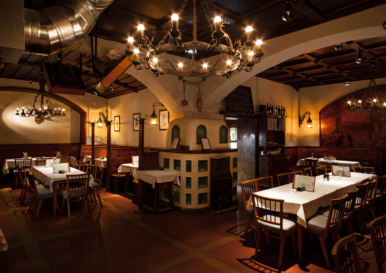 Hotel Daniel Wien Speisekarte