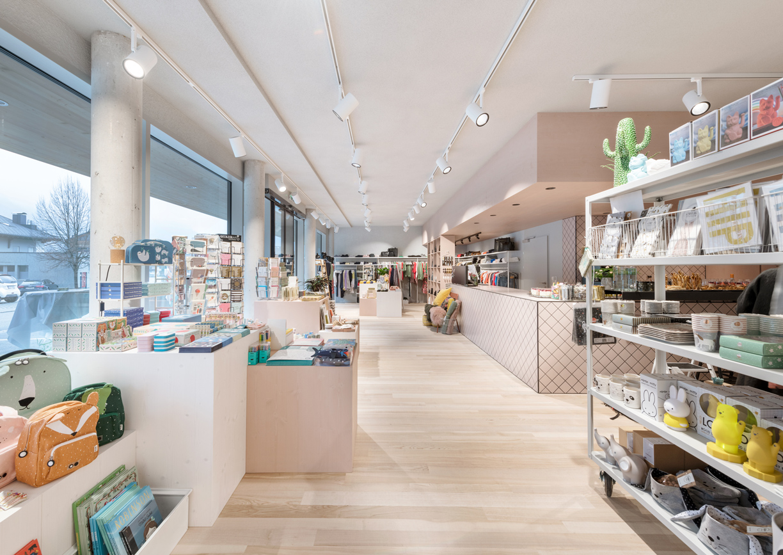 Rar-Schönes Shop Bezau Vorarlberg Conceptstore Innenansicht
