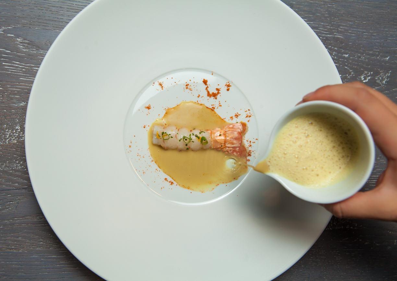 Hotel Yscla Restaurant Stüva Ischgl Essen