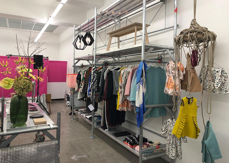 Rienna Geschäft Mode Design Wien