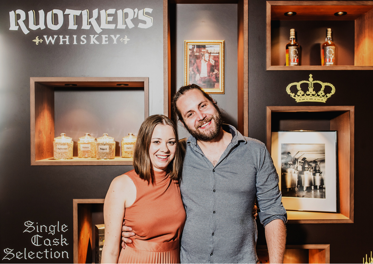 Ruotker's House of Whiskey, Gin & Rum Steiermark David Gölles Karharina Fleck