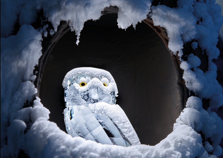 Swarovski Kristallwelten Tord Boontje Winterzauber