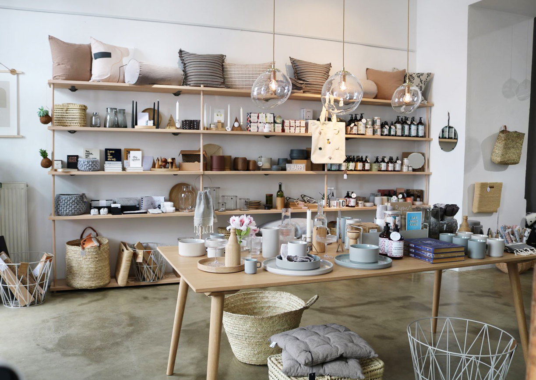 Wie wir wohnen Concept Store Shop Graz Innenansicht