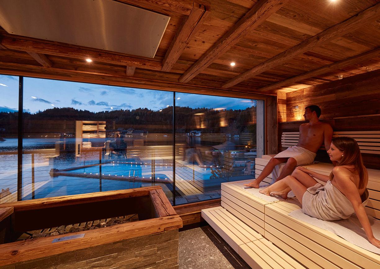 Hotel Hochschober Spa Wellness Sauna