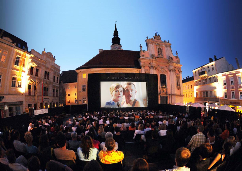 Open-Air-Kino St. Pölten