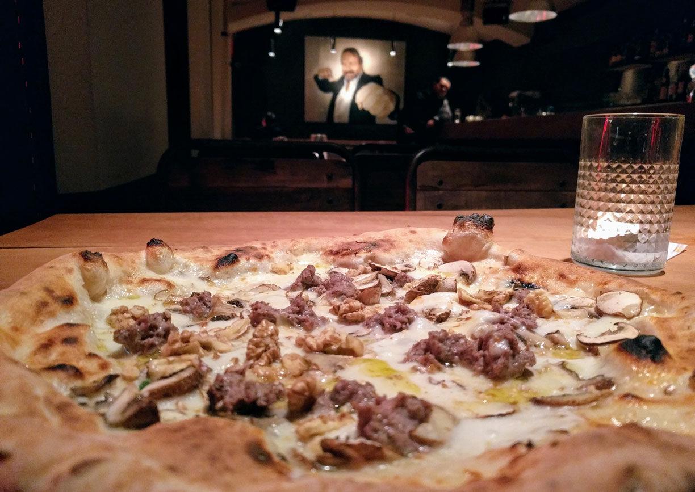 Pizza Randale Wien
