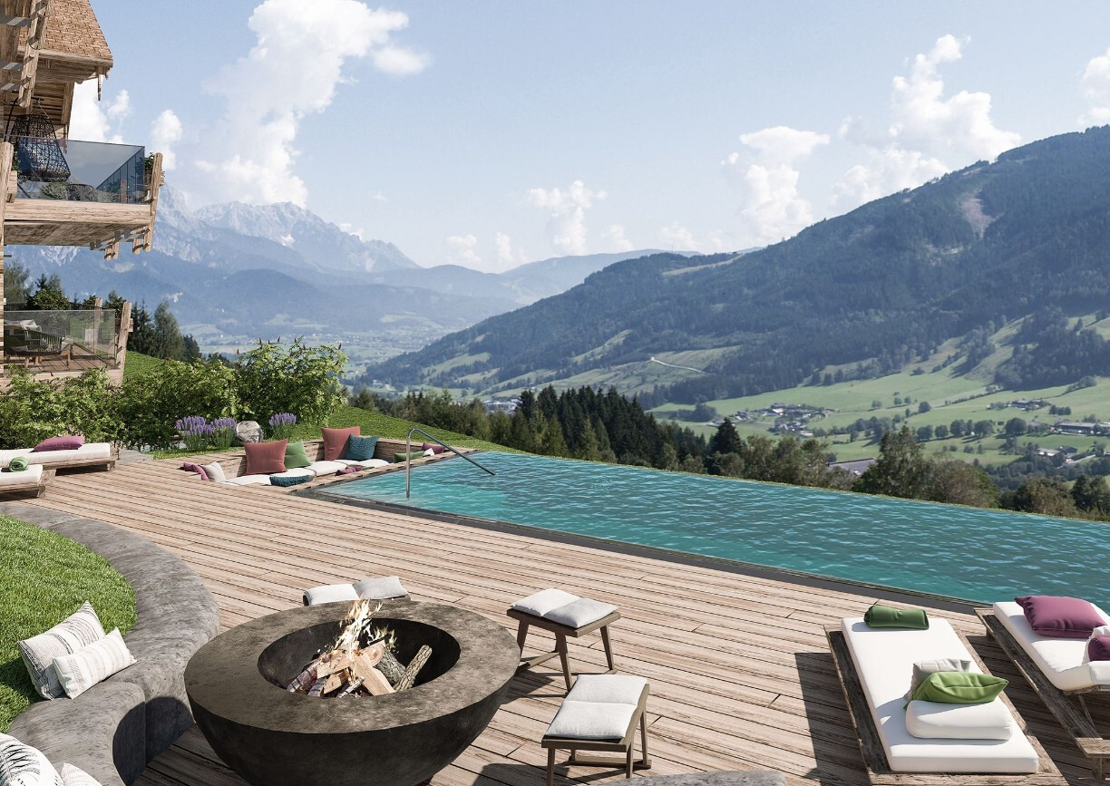 Senhoog Luxury Homes Leogang Salzburg