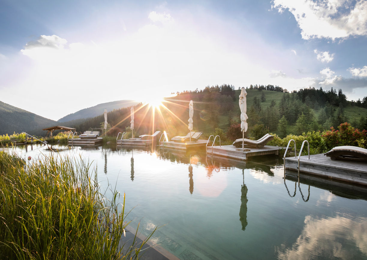 Almenland Steiermark Sommer Urlaub Hotel Pierer Teichalm