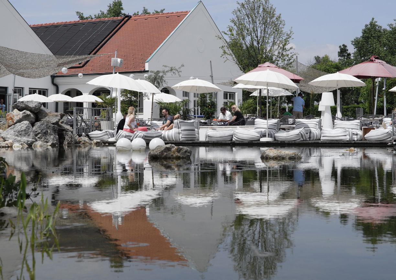 Strandhaus Mörbisch Neusiedler See
