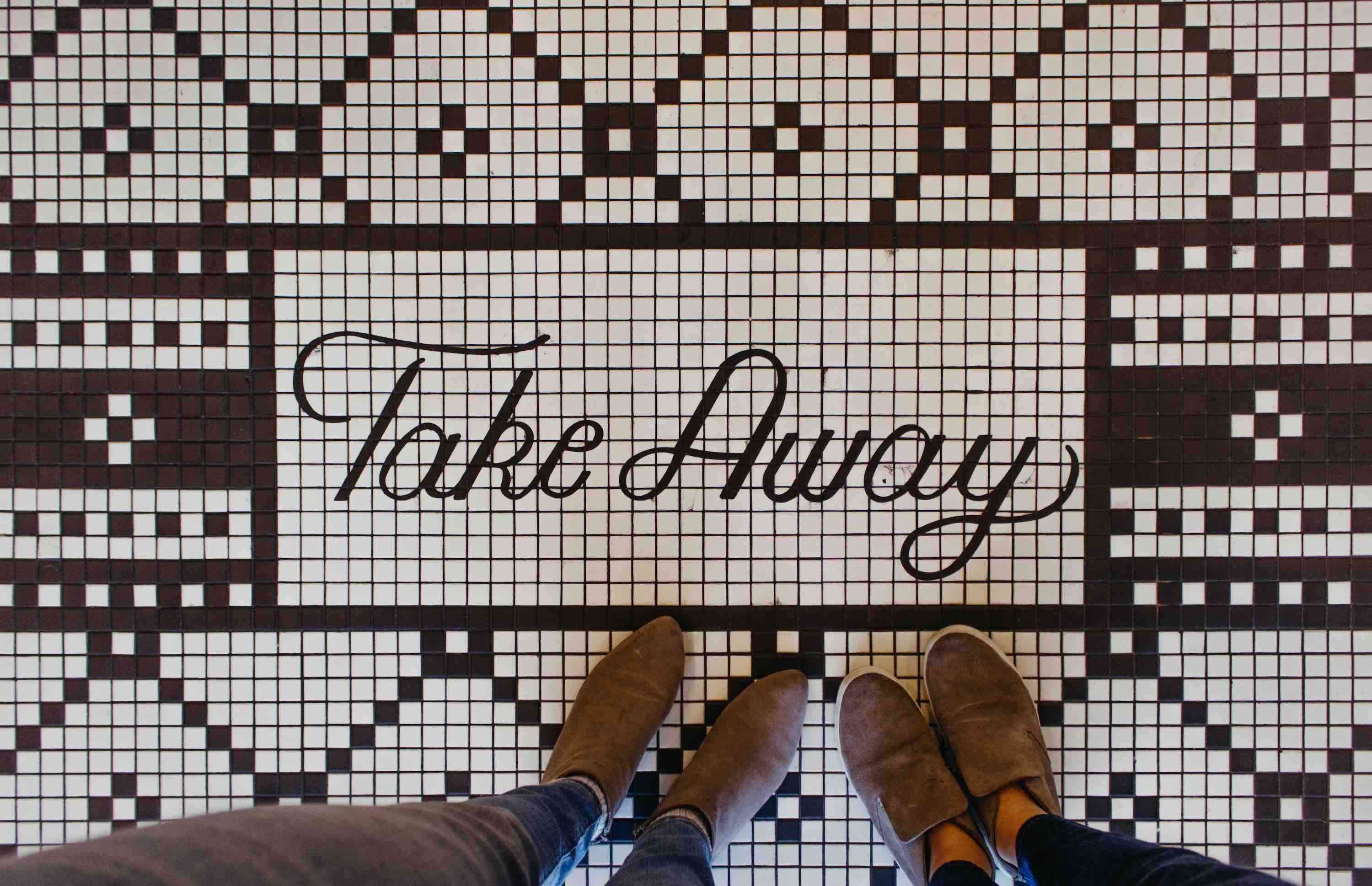 Take Away Food Lieferservice