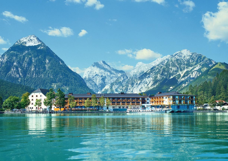 Aktivurlaub am Achensee in Tirol im Travel Charme Hotel Fürstenhof